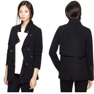 Aritzia Wilfred Mayet Crepe Jacket XS